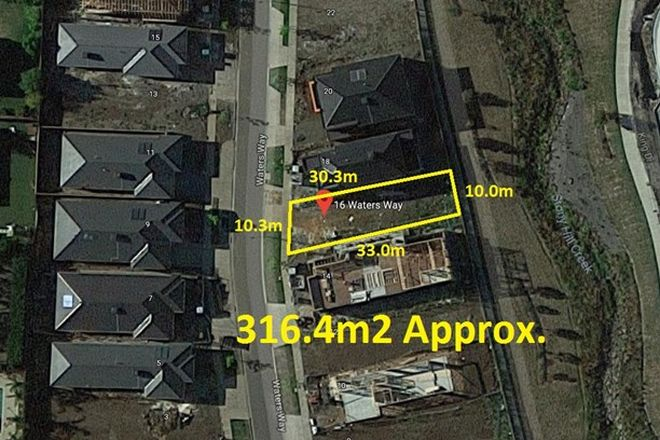 Picture of 16 Waters Way, HILLSIDE VIC 3037