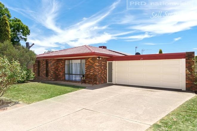Picture of 13 Undurra Drive, GLENFIELD PARK NSW 2650