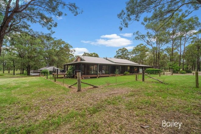 Picture of 256 Bell Road, LOWER BELFORD NSW 2335