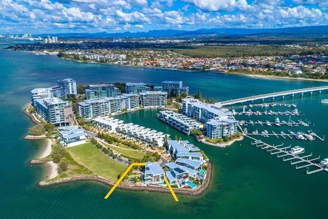 Picture of 18A Ephraim Island Parade, PARADISE POINT QLD 4216
