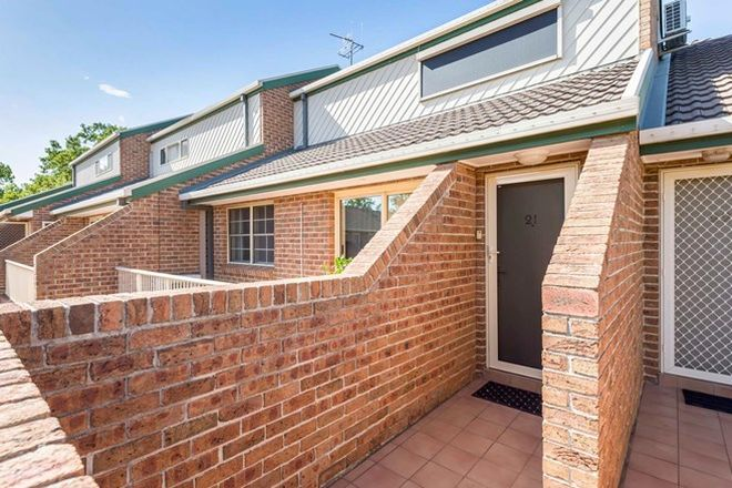 Picture of 21/1 Waddell Place, CURTIN ACT 2605