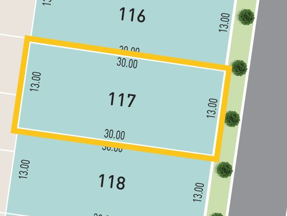 Lot 117 Albatross Avenue, Marsden Park NSW 2765, Image 0