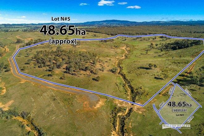 Picture of Lot 5, 375 Kellys Road, LYAL VIC 3444