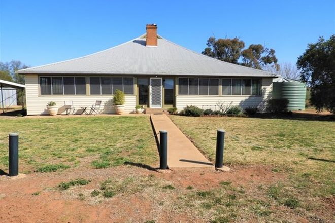 Picture of 698 Driftway Road, CARAGABAL NSW 2810