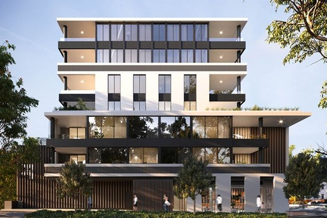Picture of 402/495 Glenhuntly Road, ELSTERNWICK VIC 3185