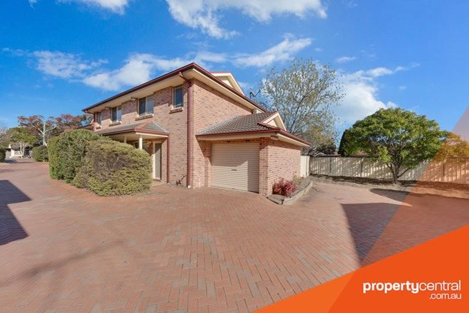Picture of 4/1-3 George Street, KINGSWOOD NSW 2747