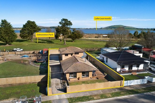 Picture of 151 High Street, LEARMONTH VIC 3352