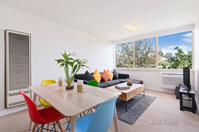 Picture of 9/16 Kensington Road, SOUTH YARRA VIC 3141
