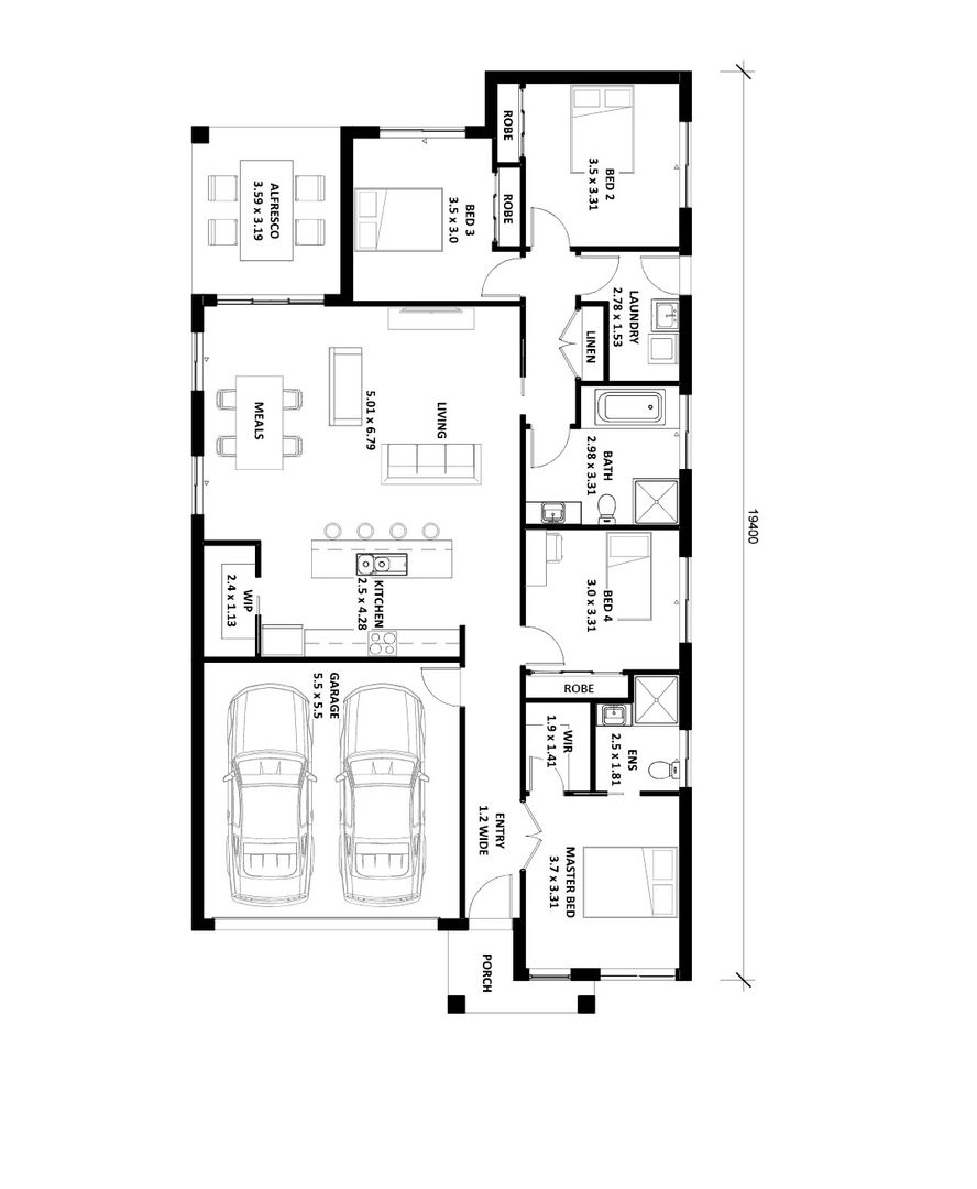 Lot 6 Bluebell Crescent, Spring Farm NSW 2570, Image 0