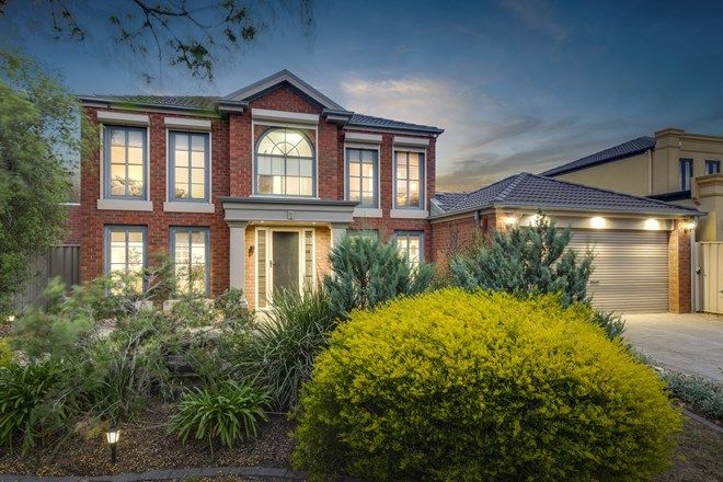 Picture of 1 Wannon Place, TAYLORS HILL VIC 3037