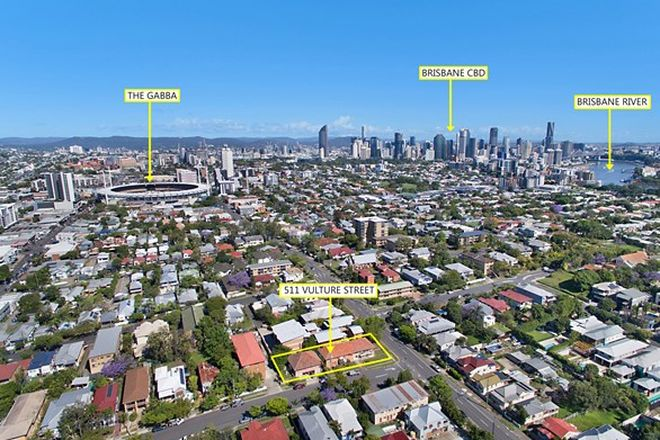 Picture of 511 Vulture Street, EAST BRISBANE QLD 4169