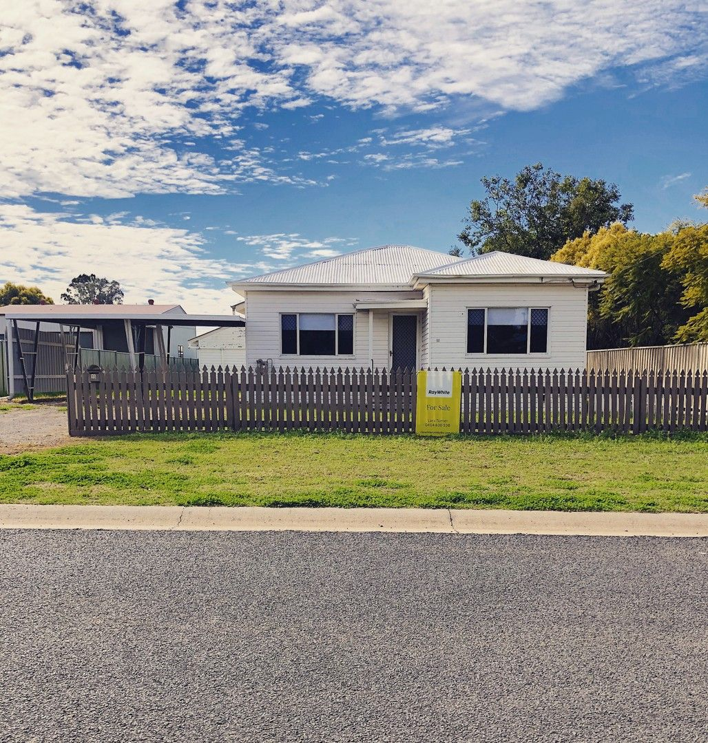 11 Thorley Street, Dalby QLD 4405, Image 0