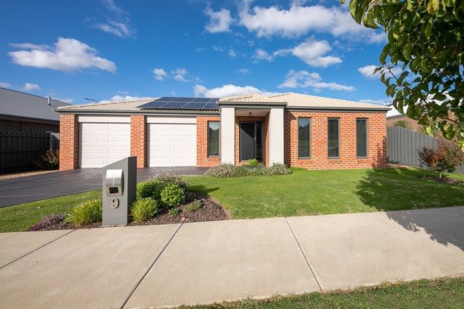 Picture of 9 Tovey Drive, GISBORNE VIC 3437
