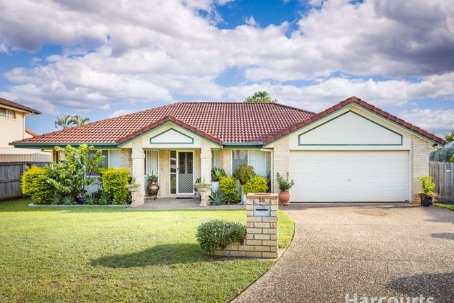 Picture of 10 Hickory Place, CALAMVALE QLD 4116