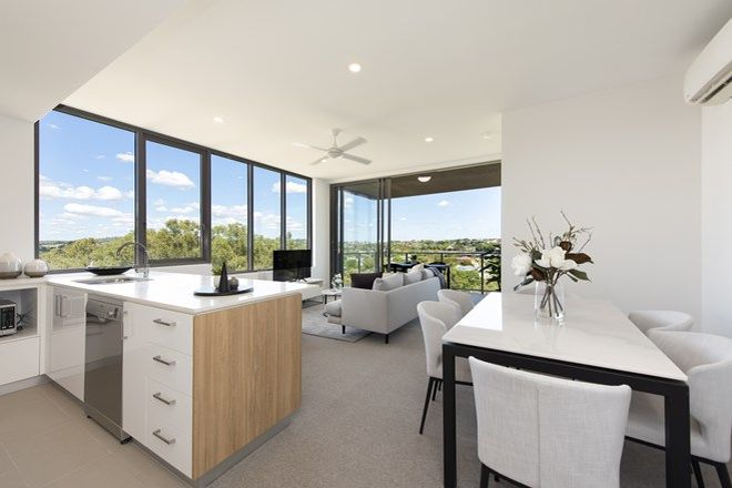 Picture of 506/54 Lincoln Street, GREENSLOPES QLD 4120