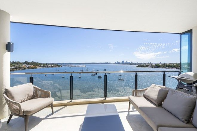 Picture of N803/70-72 Canning Beach Road, APPLECROSS WA 6153