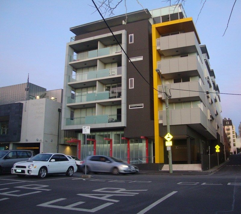 207/30 Wreckyn Street, North Melbourne VIC 3051, Image 0