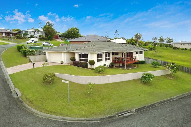 Picture of 10 Harold Hughes Place, GREENHILL NSW 2440