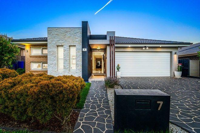 Picture of 7 Gipsy Street, BUNGARRIBEE NSW 2767