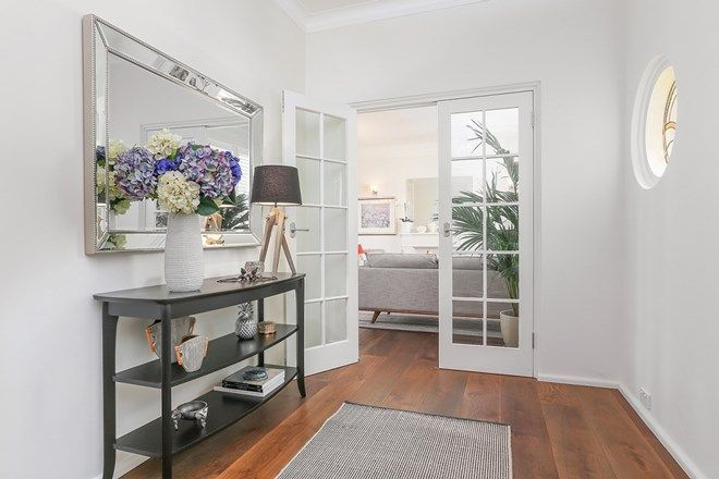 Picture of 6/12 Wiston Gardens, DOUBLE BAY NSW 2028