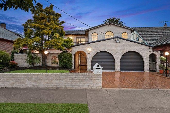 Picture of 35 Tintern Road, ASHFIELD NSW 2131