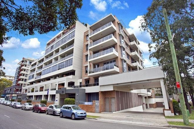 Picture of 51/24 Walker St, RHODES NSW 2138
