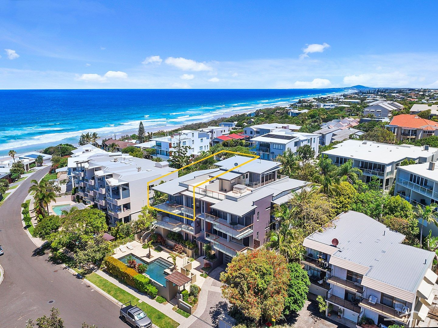4/25 Park Crescent, Sunshine Beach QLD 4567, Image 0