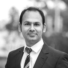 Akash Choudhary, Sales representative