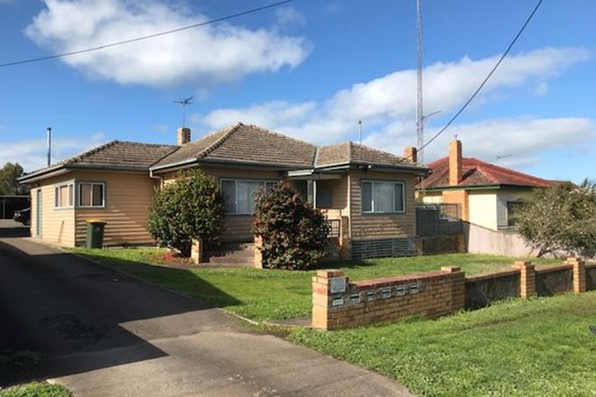 Picture of 20 Francis Street, HAMILTON VIC 3300