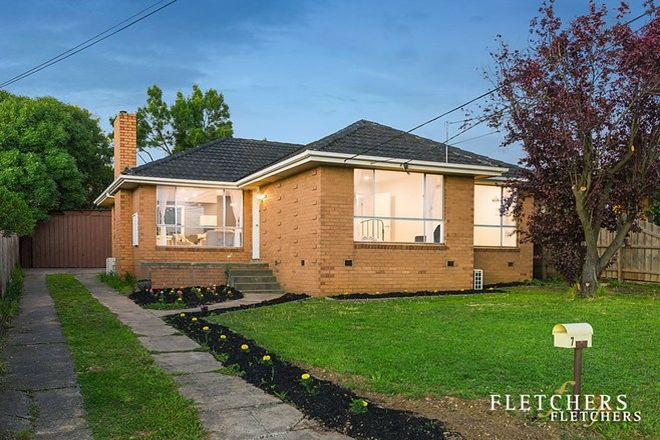 Picture of 7 Faye Street, BURWOOD EAST VIC 3151