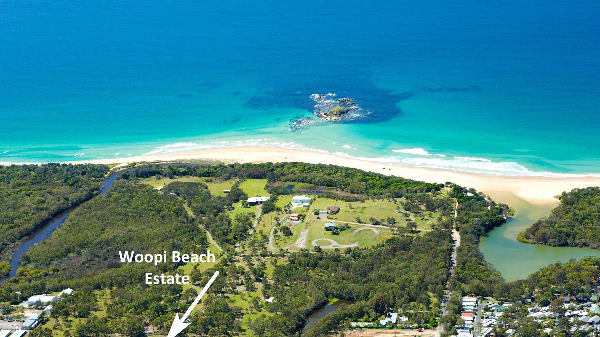 Lots 303-326 Woopi Beach Estate, Woolgoolga NSW 2456, Image 1
