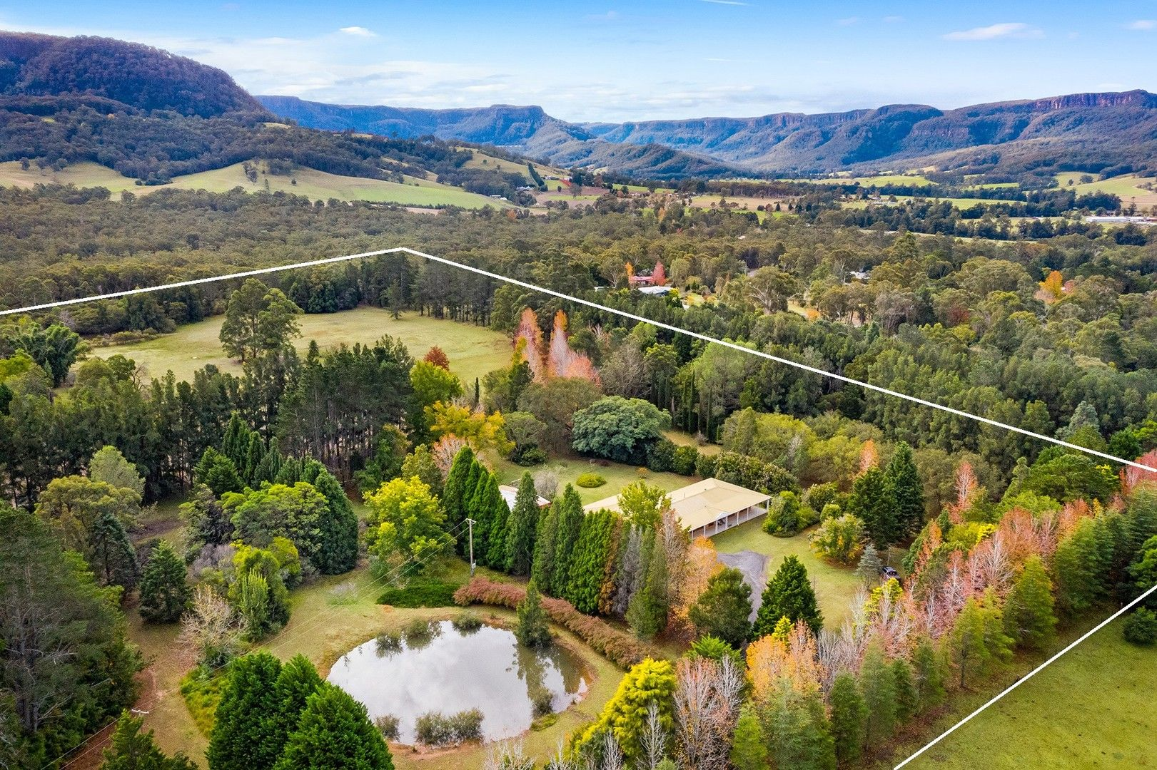 100A Mount Scanzi Road, Kangaroo Valley NSW 2577, Image 0