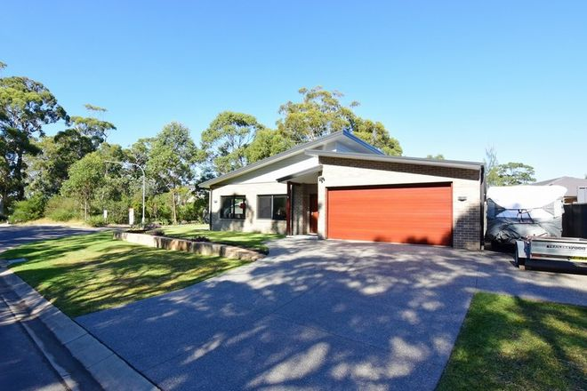 Picture of 8 Monarch Place, CALLALA BAY NSW 2540