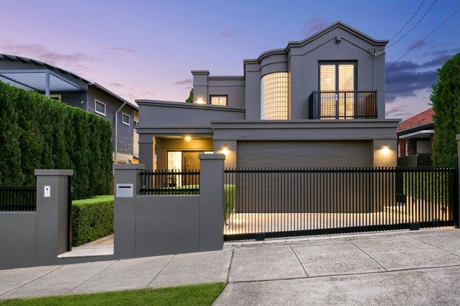 Picture of 10 James  Street, FIVE DOCK NSW 2046