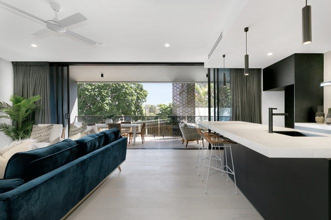 Picture of 4/55 Oxlade Drive, NEW FARM QLD 4005